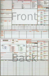 EMS Tactical Command Worksheet