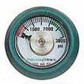 Gauge Guard , Green for Oxygen Regulators