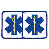 Star of Life Uniform Patch