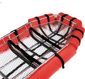 Flotation System for Basket Stretcher