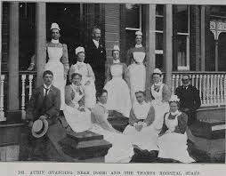 Nurses of a bygone era